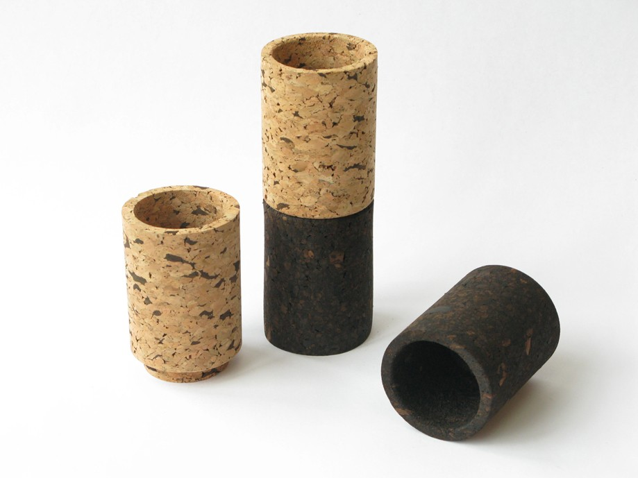 Dan Michalik Stacking Cork Cups