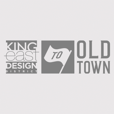 King East Design District Logo