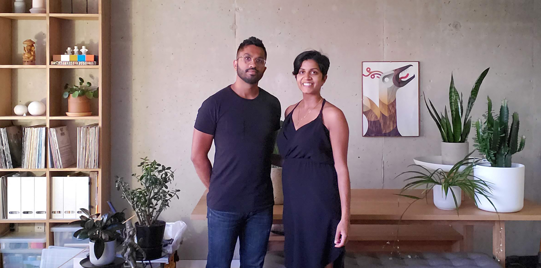 Reena & Bhavesh Mistry