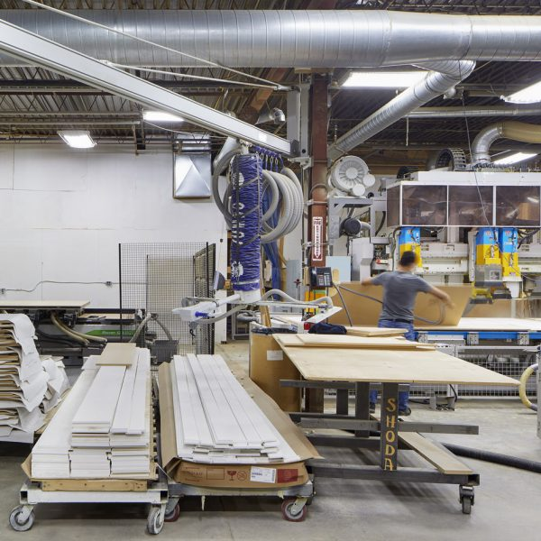 DesignTO Tours: MCM Fabrication Workshop