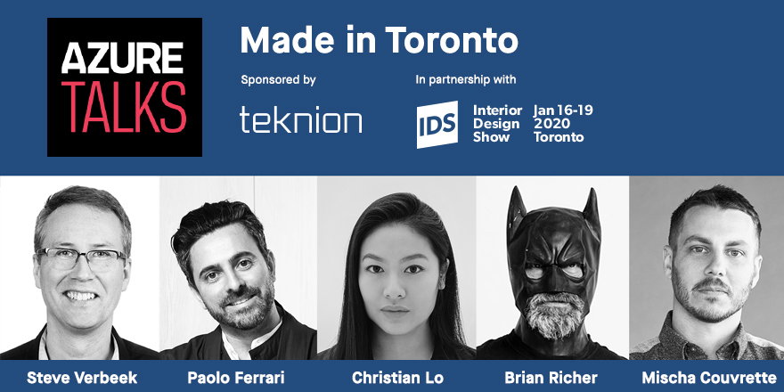 Azure Talks: Made in Toronto