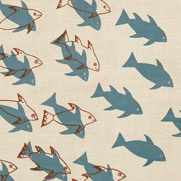 ᖃᓪᓗᓈᖅᑕᐃᑦ ᓯᑯᓯᓛᕐᒥᑦ Printed Textiles from Kinngait Studios
