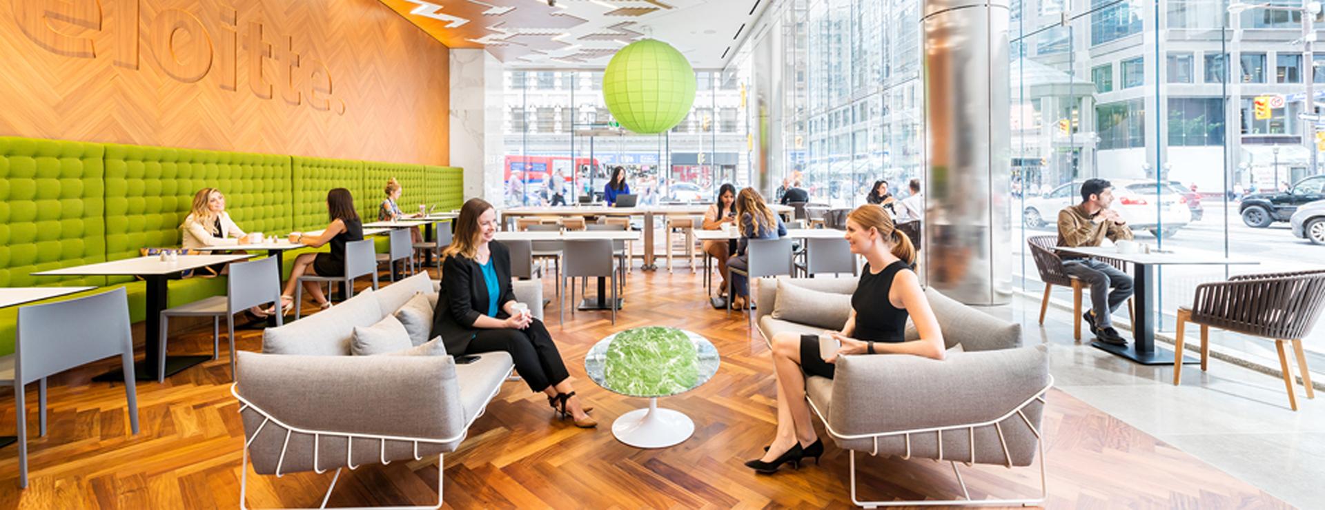 DesignTO Tours: Deloitte Office
