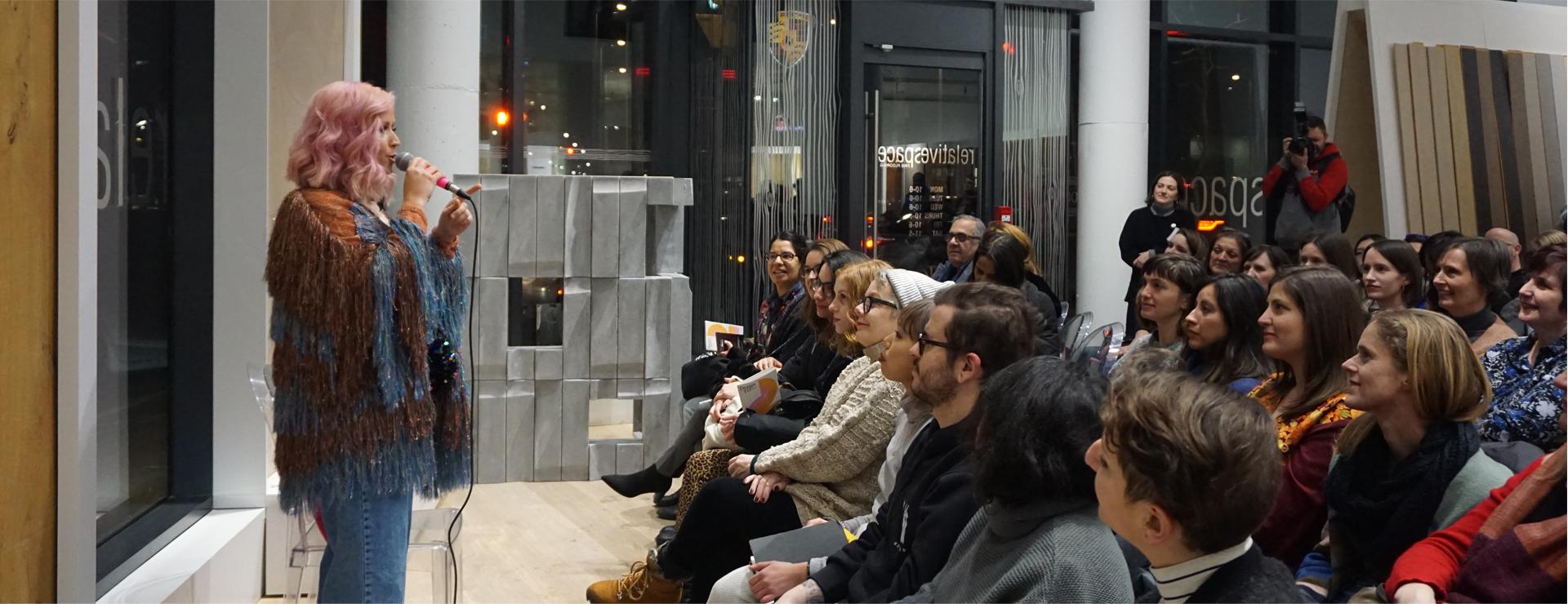 DesignTO Talks: Tiffany Pratt