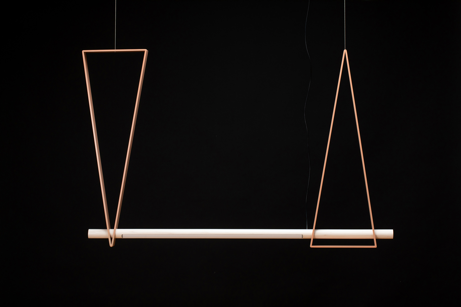 Circadian Lighting and Geometry by Atelier Stōbben